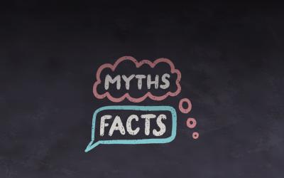 Mitos de la sudoración excesiva