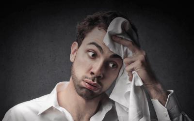 ¿Sufres de hiperhidrosis? Conoce la solución a tu problema.