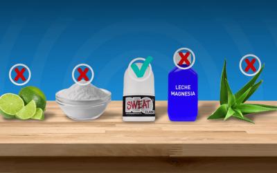 No Sweat, la solución a la transpiración excesiva