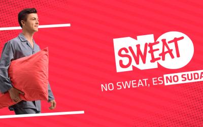 ¿Por qué debo aplicarme No Sweat justo antes de dormir?